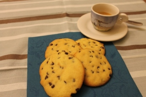 cookies al kamut