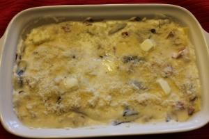 lasagne al radicchio e speck 3