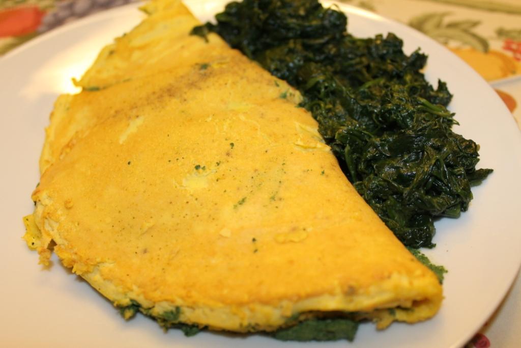 Ricetta Omelette Ricotta E Spinaci.Omelette Ricotta E Spinaci Generazioni In Cucina