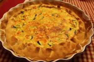torta salata alle verdure 3