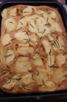 focaccia patate e rosmarino 4