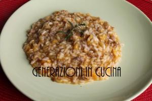 risotto Zucca e salsiccia4