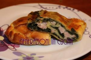 strudel spinaci e prosciutto 2