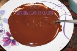 profiteroles al cioccolato 6