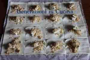 Minisaccottini gorgonzola e noci 1